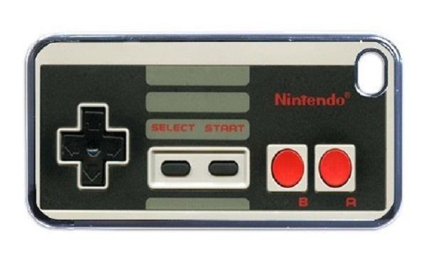 Nintendo Nes Controller IPhone 4 4S Case