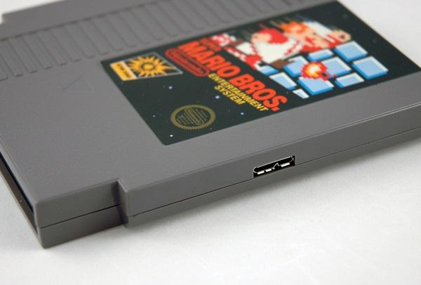 500gb USB3 NES External Hard Drive