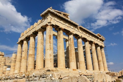 Ten Places You'll Definitely Want To See On Your First Trip To Greece