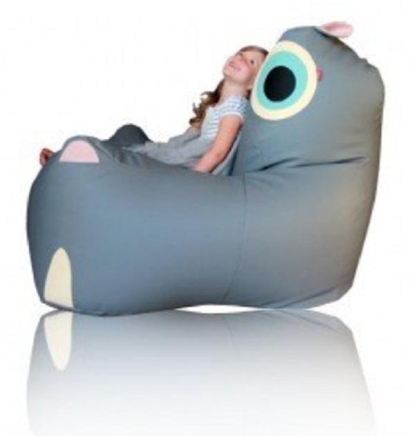 Hippo Beanbag Chair