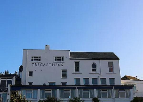 Tregarthen's Hotel, Garrison Hill, Isles of Scilly