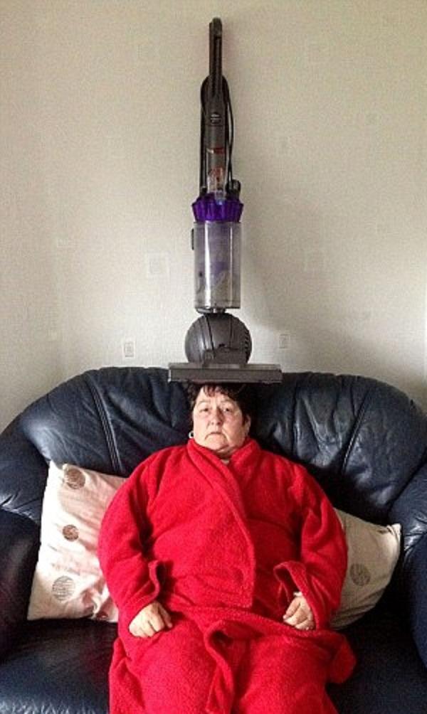 Hoover on Nan's Head