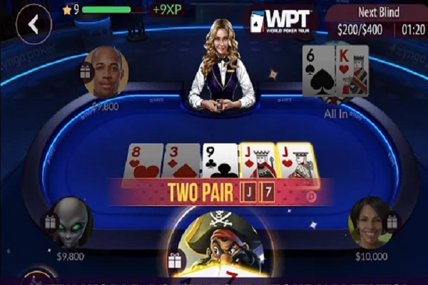 Zynga Poker for Android