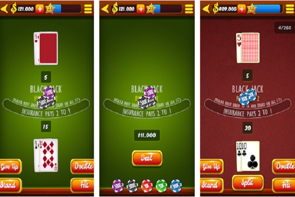 Blackjack 21 HD for Android