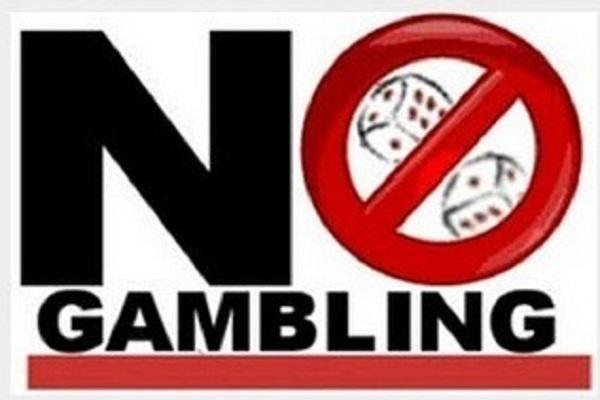 No Betting At all!