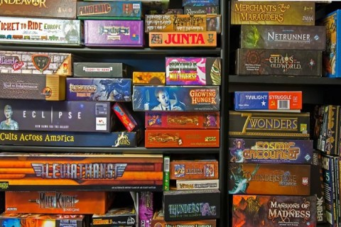 Ten of the Hottest Selling New Board Games the Whole Family Will Love