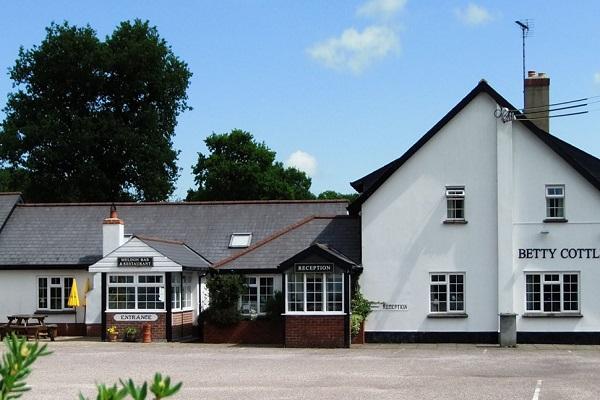 Betty Cottles Inn, Tavistock Rd, Okehampton