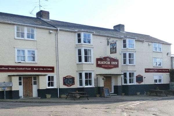 The Hatch Inn, Hatch Beauchamp, Taunton