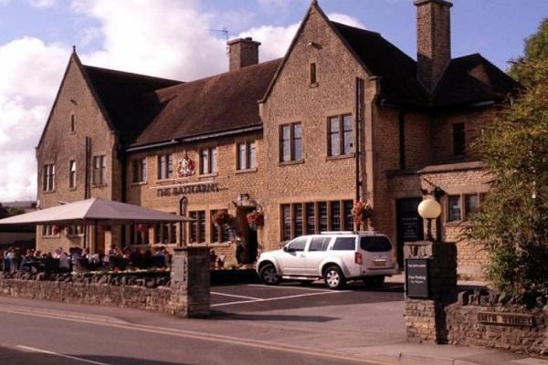 Bath Arms Hotel, Bath St, Cheddar