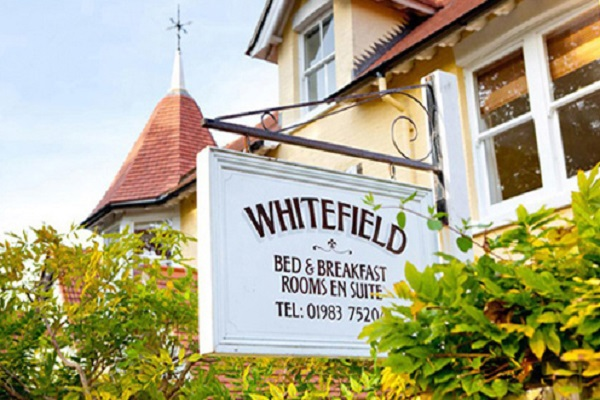 Whitefield Bed & breakfast, Madeira Rd, Totland Bay