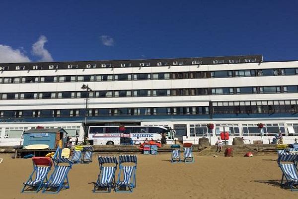Trouville Hotel, Esplanade, Sandown