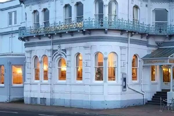 Royal Esplanade Hotel, Esplanade, Ryde