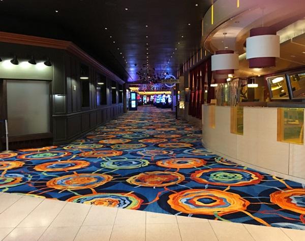 Look at the Weird Vegas carpet colours