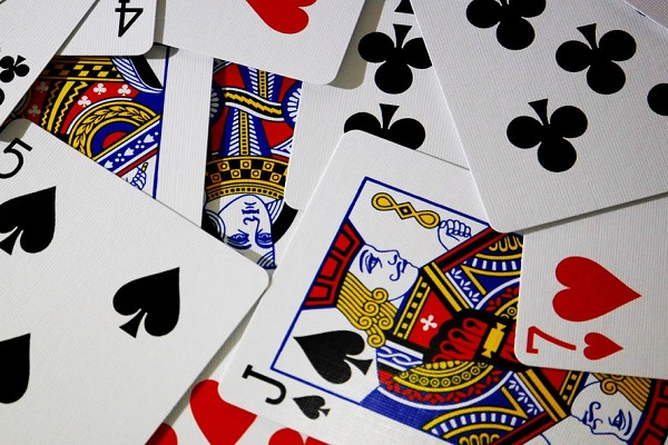 Ten Things to Do When You Are Feeling Depressed - Play with a Deck of Cards