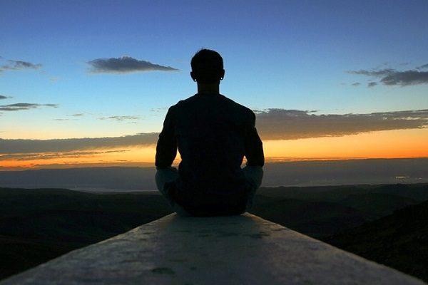 Ten Things to Do When You Are Feeling Depressed - Meditation