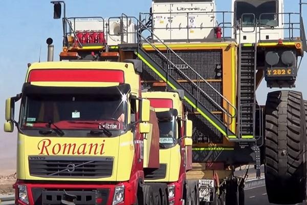 SuperSized Construction Vehicles