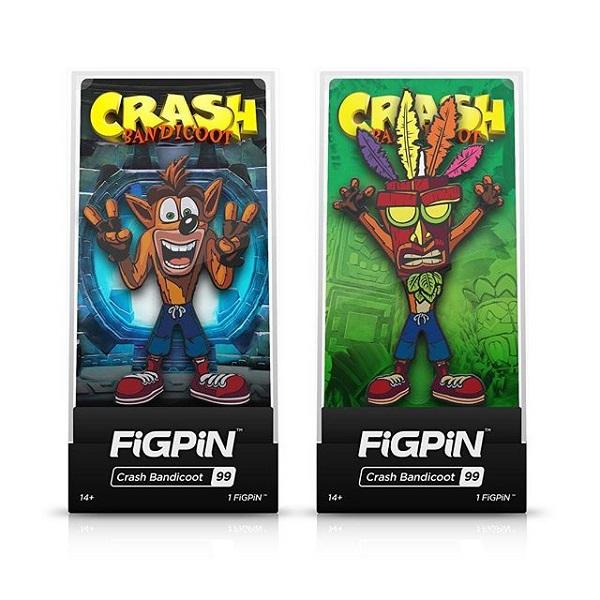 Crash Bandicoot FiGPiNs