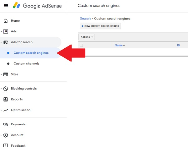 Adsense Features You Are Probably Not Utilizing - Custom Search Engines
