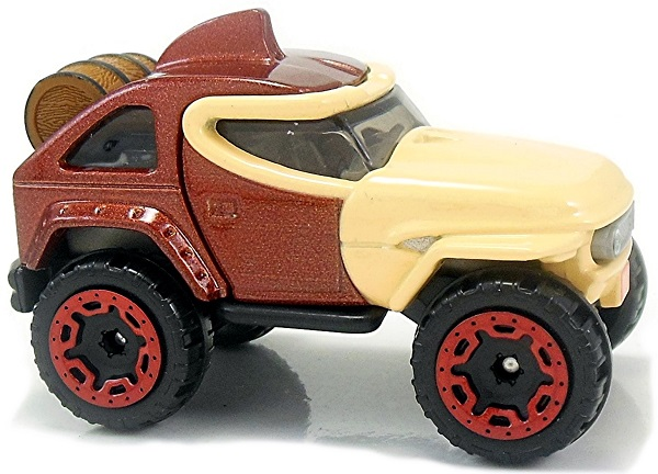 Hot Wheels Donkey Kong Car