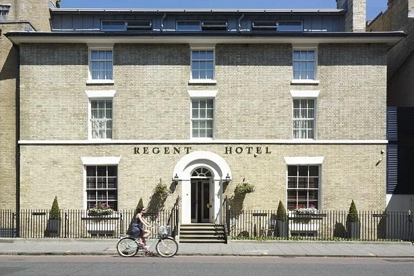 Regent Hotel, Regent St, Cambridge