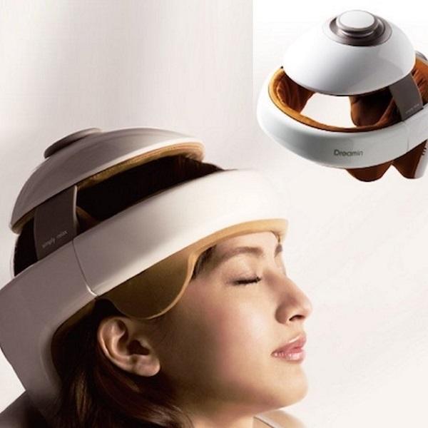 Dreamin Head Massage Therapy Unit
