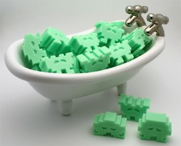 Mini Bathtub Soap Dish