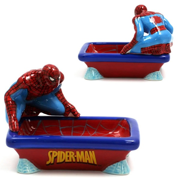 Spider-Man Soap Dish