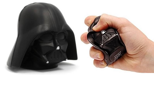 Star Wars: Darth Vader Squishy Stress Toy