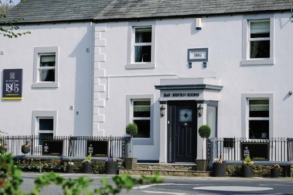 1863 Bar Bistro Rooms, Dalston, Carlisle