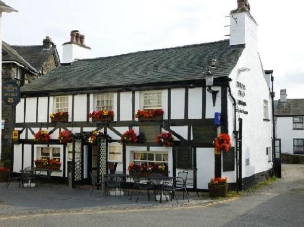 Queens Head Inn & Restaurant, Main St, Hawkshead, Ambleside