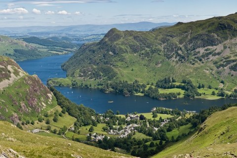 Ten of the Very Best Hotels in Cumbria, England