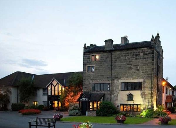 The Priest House Hotel, Castle Donington, Derby