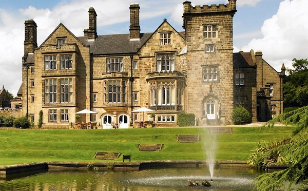 Breadsall Priory Marriott Hotel, Derby, Ilkeston