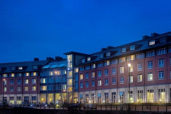 Radisson Blu Hotel, Durham, Frankland Lane, Durham