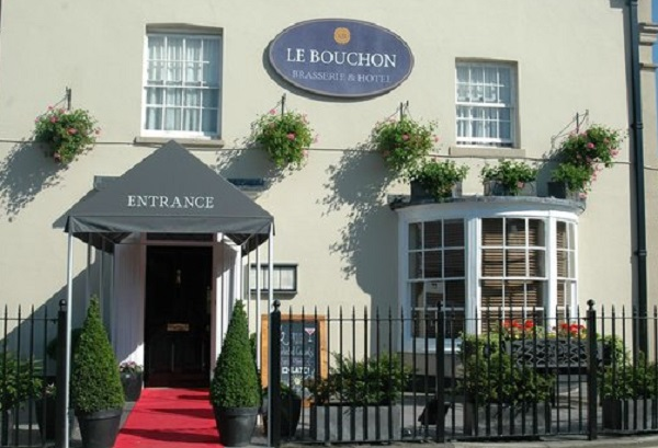 Le Bouchon Brasserie & Hotel, The Square, Heybridge