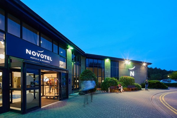 Novotel London Stansted Airport, Old Shire Lane, Waltham Abbey