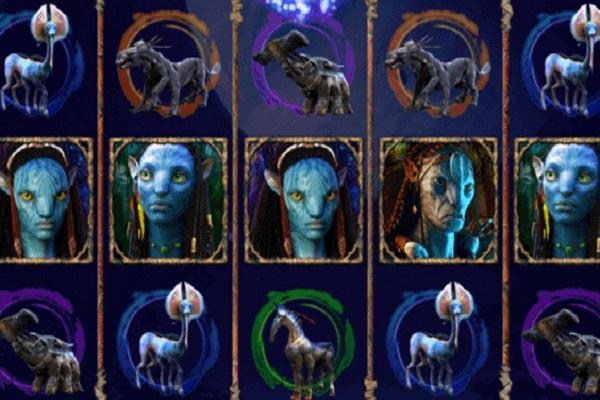 Avatar Online Slot Game