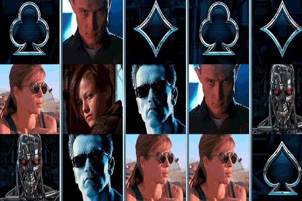 Terminator 2 Online Slot Game
