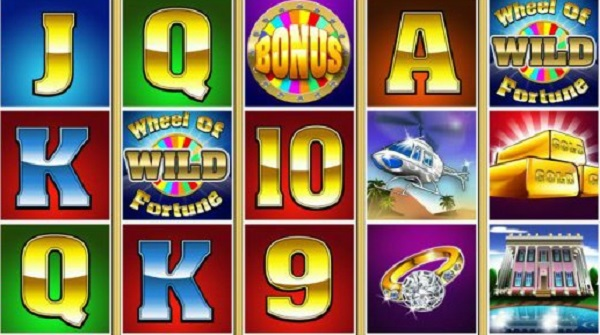 Wheel of Fortune Online Slot Game