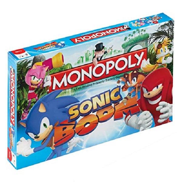 Monopoly Sonic Boom