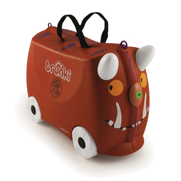 Trunki The Gruffalo Ride-On Suitcase for Children