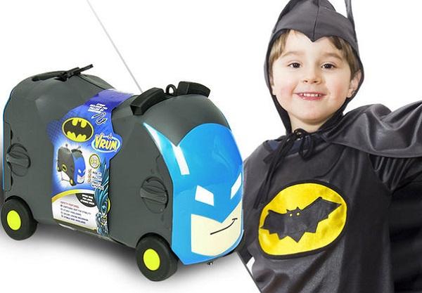 Batman Ride-On Suitcase for Children