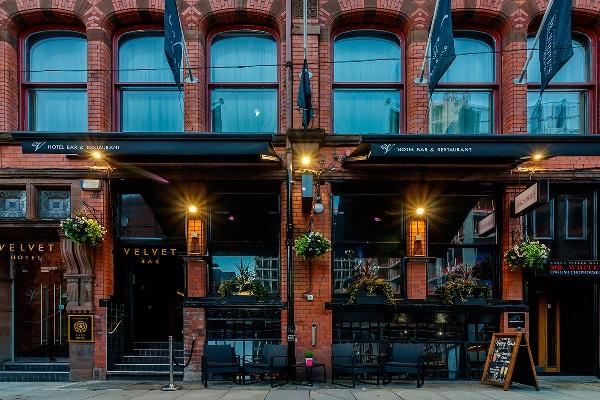 Velvet Hotel & Bar, Canal Street, Manchester