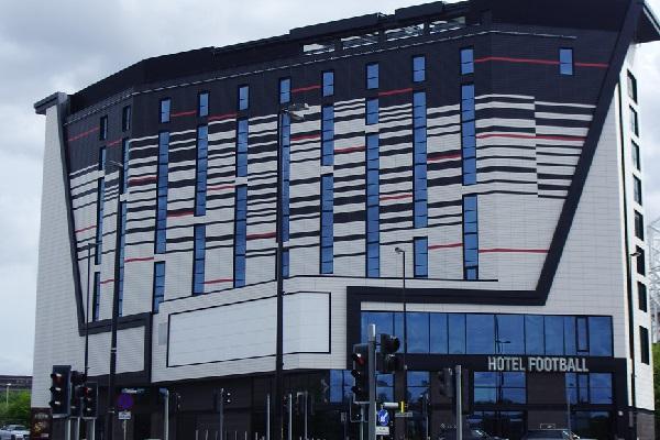 Hotel Football, Stretford, Manchester