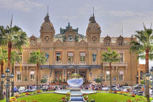 Monte Carlo Casino - Ville, Monaco