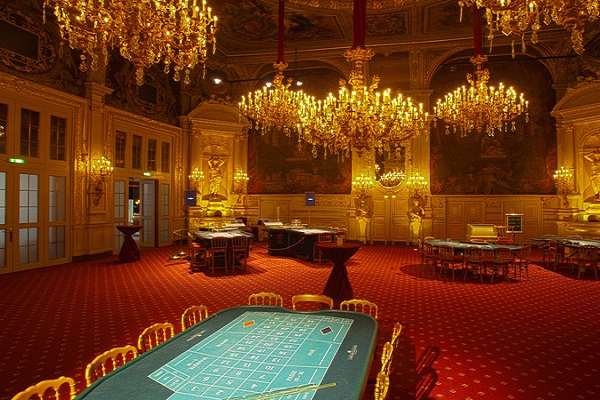The Worlds Most Exclusive Casino