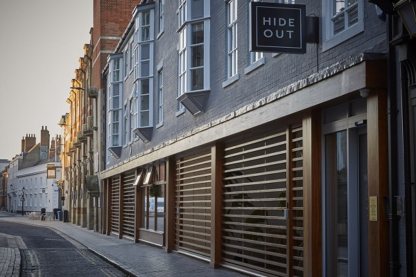 HIDEOUT Apartment Hotel, North Church Side, Hull