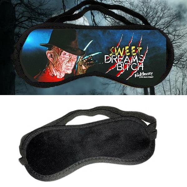 A Nightmare On Elm Street Sleep Mask
