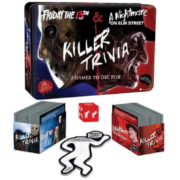 Killer Trivia Quiz Game