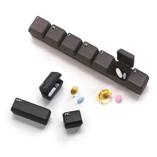 Typo Pill Box by Umbra